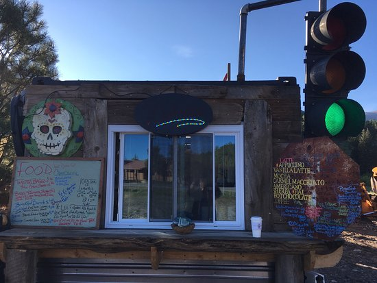 South Fork, CO: These are two new additions to the food truck Mini Golf and KoKo Coffee. Offering espresso,bagel