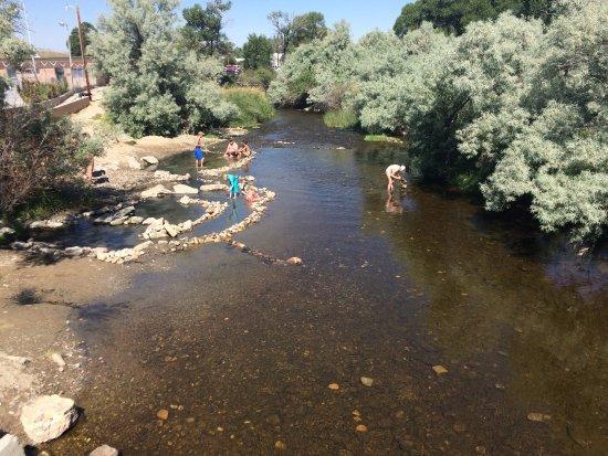 Saratoga Hobo Hot Springs