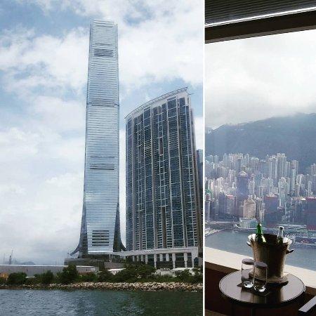 The Ritz-Carlton, Hong Kong: Exterior