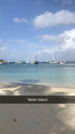 LOVED our day on Water Island... Dinghy's- a must!!!