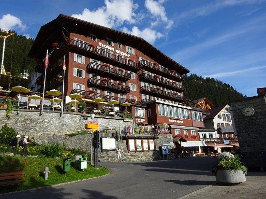Фотография Hotel Eiger