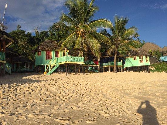 Lalomanu, Samoa: Fales