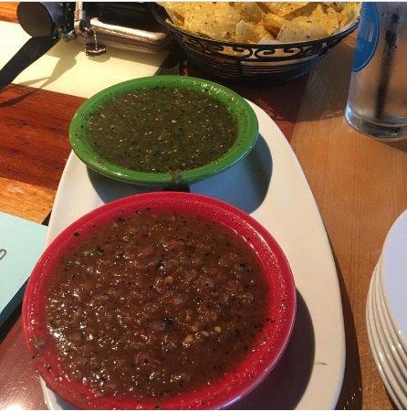 Saint Charles, MO: Great Tacos, Salsa, and Cheese dip