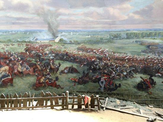 Waterloo, Belgio: Panorama