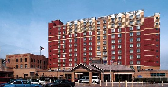 Hilton garden inn cleveland downtown updated 2017 hotel reviews price comparison ohio for Hilton garden inn cleveland east