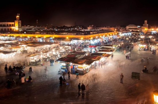 7-Night Imperial Cities Morocco...