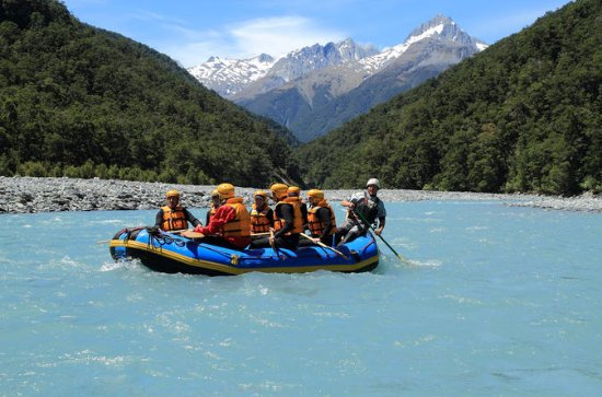 3-Day Landsborough Rafting Tour from...