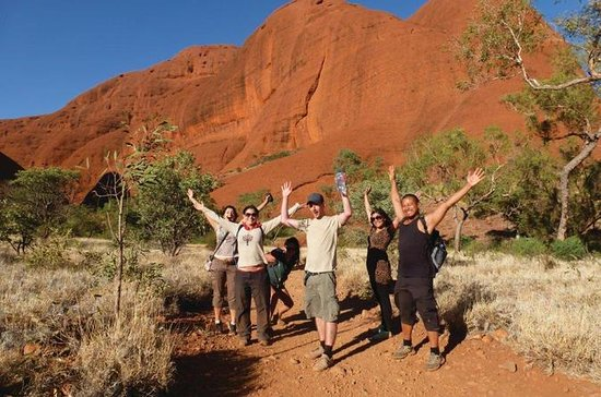 Half-Day Sunrise Tour of Uluru from