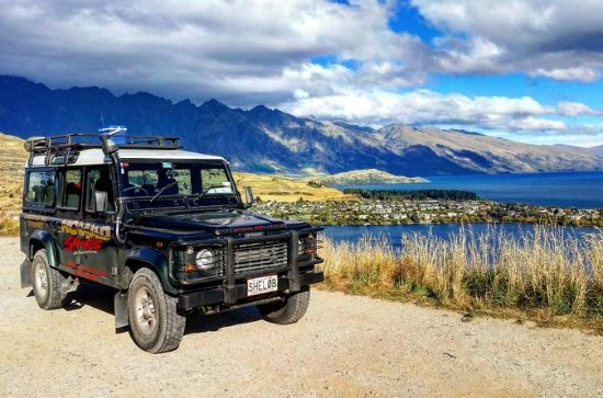 Privater Ski-Transfer Queenstown zum ...