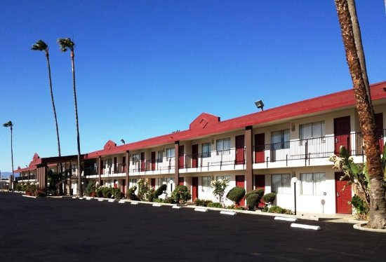 Los Banos, Californie : Inn Exterior