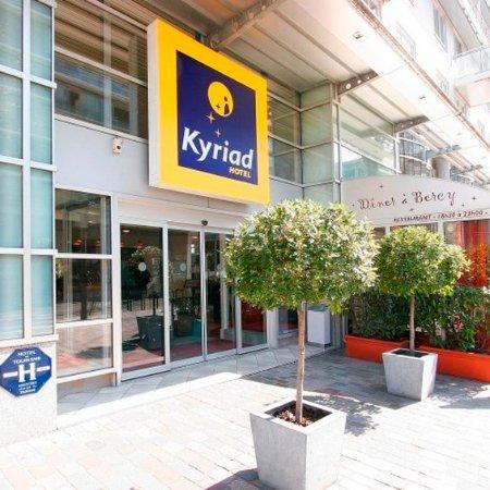 Kyriad Hotel Paris Bercy Village: Exterior
