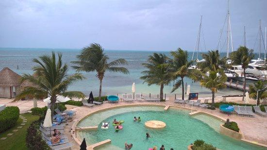 Cancun Bay Resort: VISTA DESDE LA HABITACIÓN