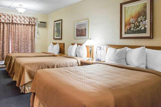 Grand Falls, Kanada: Guest room