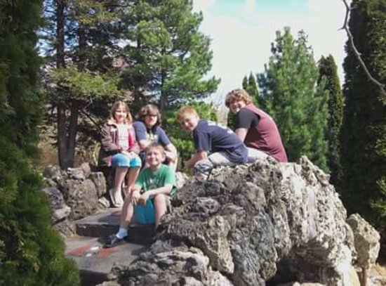 Sonnenberg Gardens & Mansion State Historic Park: The Whole Gang