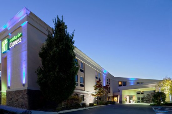 Hummelstown, PA: Hotel Exterior