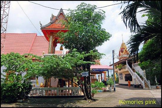 Nong Khai, Thailand: วัดมีขนาดไม่ใหญ่มากนัก