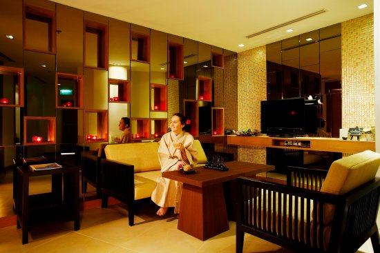 Spa Cenvaree at Centara Nova Hotel & Spa Pattaya