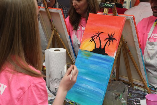 Dabble Paint & Sip Studio