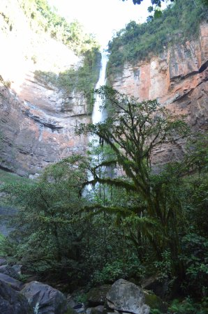 Tourism Zumagperu Tour Operator: Catarata Parijaro