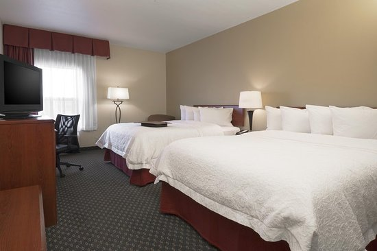Rancho Cordova, Kalifornien: Double Queen Room