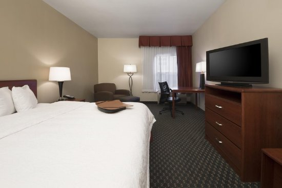 Rancho Cordova, Kalifornien: Accessible King Room