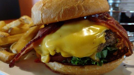 Castle Rock, CO: Burger
