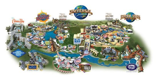 Loews Royal Pacific Resort At Universal Orlando Updated