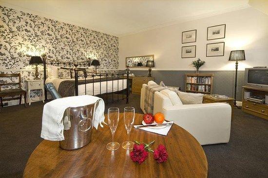 Arduaine, UK: bedroom