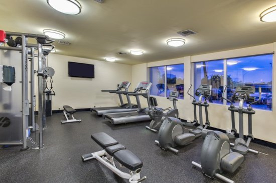 Holiday Inn Miami International Airport: Complimentary State-of-the-Art Fitness Center