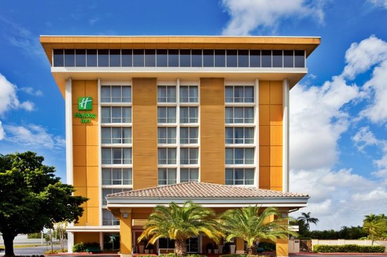 Holiday Inn Miami International Airport: Hotel Exterior