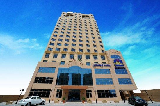 Best Western PLUS Mahboula: Exterior Building