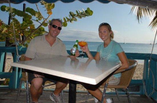 Island Beachcomber Hotel: Beachh