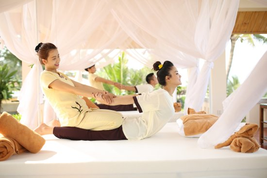 Spa Cenvaree at Centara Sandy Beach Resort Danang