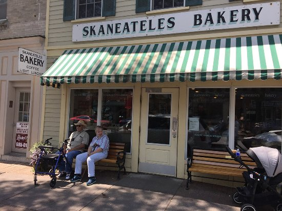 Skaneateles, NY: The Bakery
