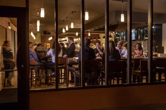 Concord, Californien: Plate and Vine, Dinner Party