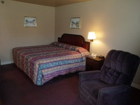 Nicholasville, KY: Home Place Inn Room Single Smoking