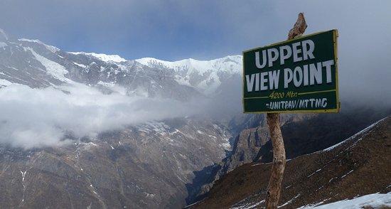 Kathmandu Valley, Nepal: mardi himal trekking