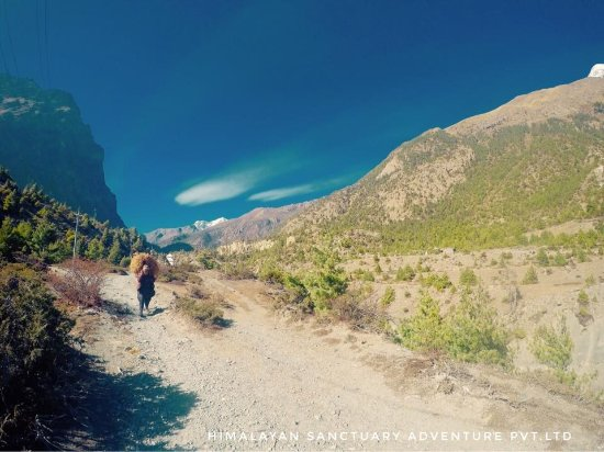 Kathmandu Valley, Nepal: Annapurna Curcuit