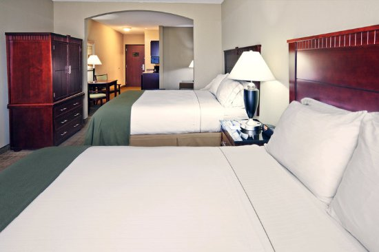 Shawnee, OK: Double Bed Guest Room