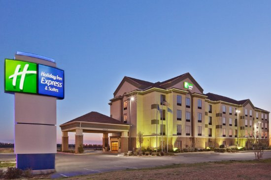 Shawnee, OK: Hotel Exterior
