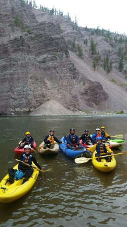 Alberton, MT: Kayaking tours near Missoula