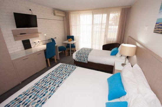 Batemans Bay, Australia: Waterfront Twin Room