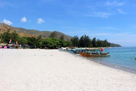Pundaquit, Philippines: Talisayin Cove