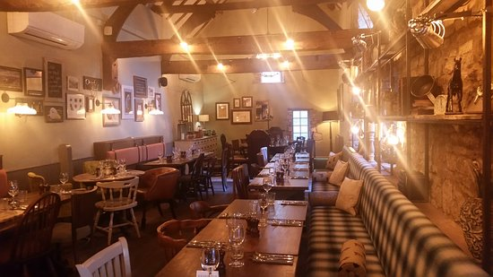 Chipping Norton, UK: The Blue Boar