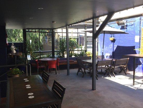 Rozelle, Australien: Beer Garden