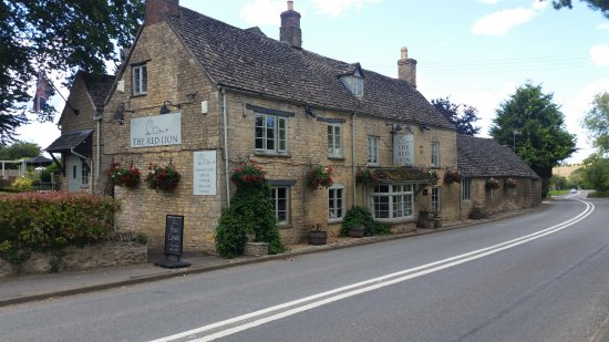 Long Compton, UK: The Red Lion