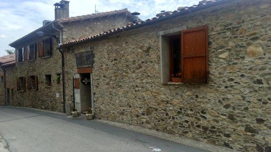 Campelles, Spain: aRas!