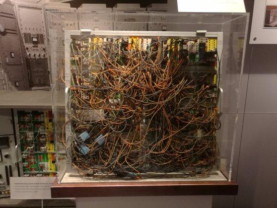 Mountain View, Kalifornien: Un vieux système de calcul