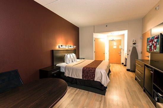 Westbury, Νέα Υόρκη: King Suite
