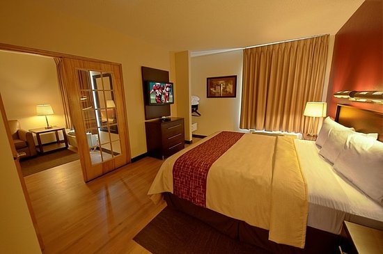 Westbury, Estado de Nueva York: King Suite